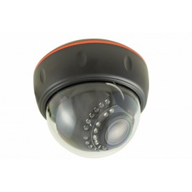 Купольная камера AHD 1.0Мп (720P), объектив 2.8-12 мм., ИК до 30 м.