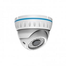 Купольная уличная камера AHD 1.3Мп (960P), объектив 2.8-12 мм., ИК до 30 м.