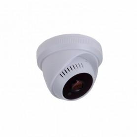 Купольная камера AHD 1.0Мп (720P), объектив 2.8 мм., встроенный микрофон, ИК до 20 м.