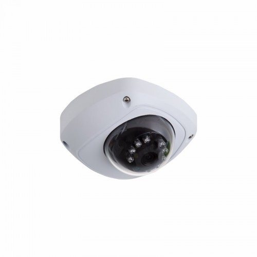 Kупольная уличная камера IP 1.0Мп (720P), объектив 2.8 мм., ИК до 10 м.