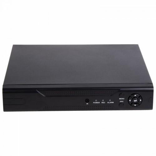 Видеорегистратор гибридный 8-ми канальный AHD-H(1080p)/IP, (без HDD)