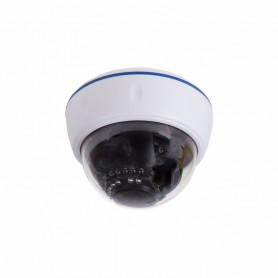 Купольная камера AHD 2.1Мп Full HD (1080P), объектив 2.8-12 мм. , ИК до 30 м. (Корпус белый)