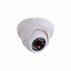 Купольная камера IP 2.4Мп Full HD (1080P), объектив 2.8 мм., ИК до 20 м., PoE