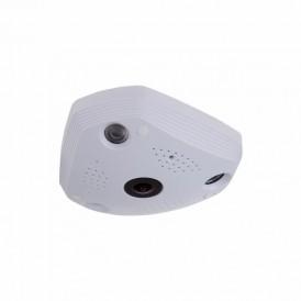Панорамная камера AHD 3.0Мп, объектив Fish Eye 1,29 мм, с ИК до 100м²