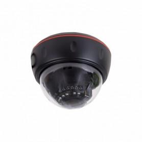 Купольная камера AHD 4.0Мп, объектив 2.8-12 мм., ИК до 30 м. (Корпус черный)