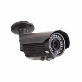 Цилиндрическая уличная камера AHD 4.0Мп, объектив 2.8-12 мм., ИК до 50 м.