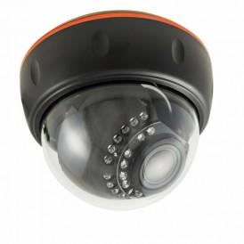 Купольная  IP видеокамера 4Мп, ИК 30м, 2.8-12 мм, PoE