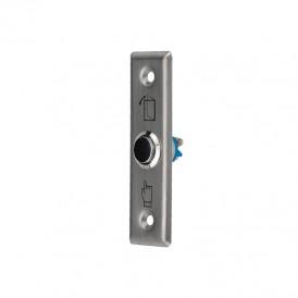 Кнопка «Выход» металлическая SB-70 врезного типа