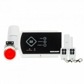 Беспроводная GSM сигнализация, GS-115  REXANT