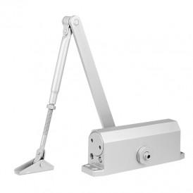 Доводчик дверной для установки на дверь весом до 65 кг