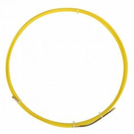 Протяжка кабельная (мини УЗК в бухте), стеклопруток, d=3, 0 мм, 15 м PROconnect