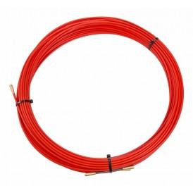 Протяжка кабельная REXANT (мини УЗК в бухте),  стеклопруток,  d=3, 5 мм 30 м,  красная