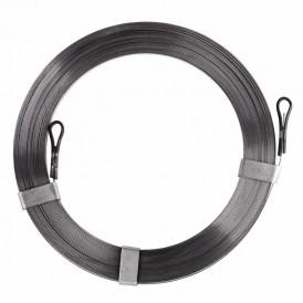 Протяжка кабельная стальная плоская PROconnect,  10 м