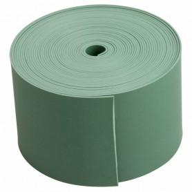 Тeрмоусаживаемая лента с клеевым слоем REXANT 50 мм х 0,8 мм, зеленая, ролик 5 м, ТЛ-0,8