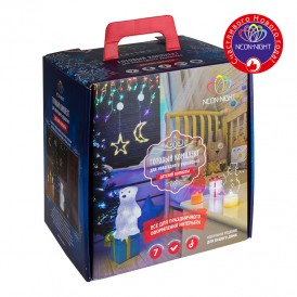 Готовый комплект для новогоднего украшения Детской