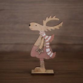 Деревянная фигурка