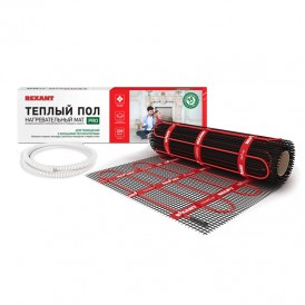 Тёплый пол REXANT PRO RNX-5,0-1100 1100Вт 5,0 м² под плитку