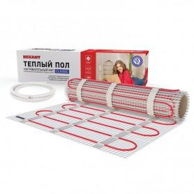 Тёплый пол REXANT Classic RNX-1,0-150 150Вт 1,0 м² под плитку