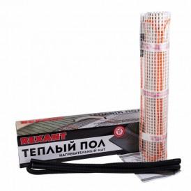 Тёплый пол REXANT Extra 160Вт 1,0 м² под плитку