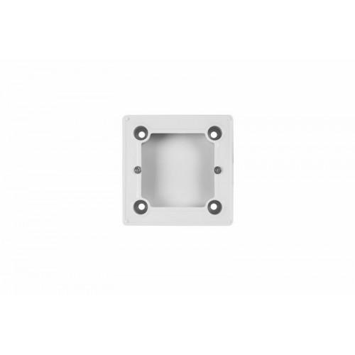 Бокс для накладного монтажа электроустановочных изделий REXANT, BN-01, белый