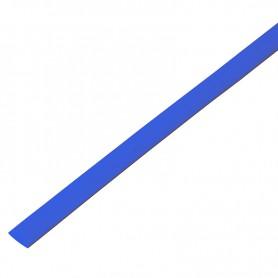 Термоусадочная трубка 10/5,0 мм, синяя, упаковка 50 шт. по 1 м PROconnect