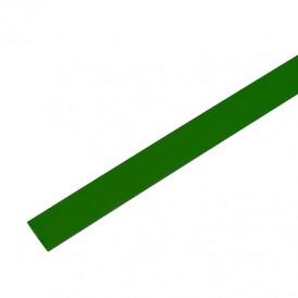Термоусадочная трубка 25/12,5 мм, зеленая, упаковка 10 шт. по 1 м PROconnect