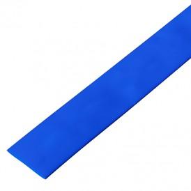 Термоусадочная трубка 40/20 мм, синяя, упаковка 10 шт. по 1 м PROconnect