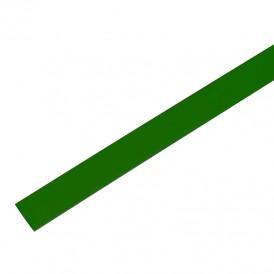 Термоусадочная трубка 60/30 мм, зеленая, упаковка 10 шт. по 1 м PROconnect
