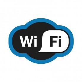 Табличка ПВХ «Зона Wi-Fi» 200х150 мм REXANT