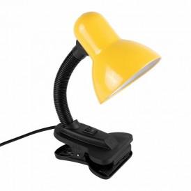 Настольный светильник LAMPER на прищепке, с цоколем Е27