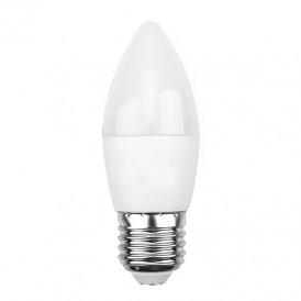 Лампа светодиодная Свеча (CN) 7,5 Вт E27 713 лм 6500 K нейтральный свет REXANT