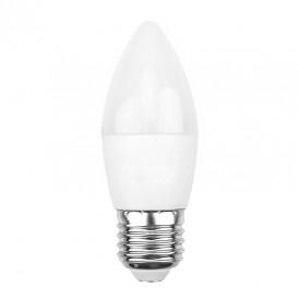 Лампа светодиодная Свеча (CN) 9,5 Вт E27 903 лм 4000 K нейтральный свет REXANT