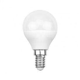 Лампа светодиодная Шарик (GL) 7,5 Вт E14 713 лм 2700 K теплый свет REXANT