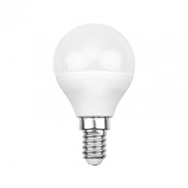 Лампа светодиодная Шарик (GL) 7,5 Вт E14 713 лм 4000 K нейтральный свет REXANT