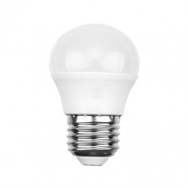 Лампа светодиодная Шарик (GL) 7,5 Вт E27 713 лм 6500 K нейтральный свет REXANT