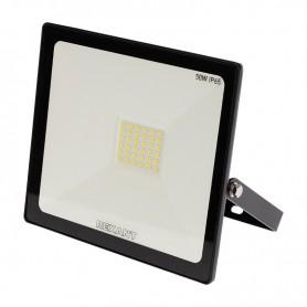 Прожектор светодиодный 50 Вт 200–260В IP65 4000 лм 6500 K холодный свет REXANT