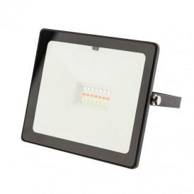 Прожектор светодиодный REXANT с пультом дистанционного управления 20 Вт, цвет свечения мультиколор (RGB)