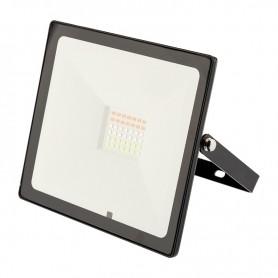 Прожектор светодиодный REXANT с пультом дистанционного управления 30 Вт, цвет свечения мультиколор (RGB)