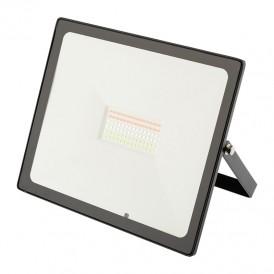 Прожектор светодиодный REXANT с пультом дистанционного управления 50 Вт, цвет свечения мультиколор (RGB)