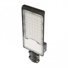 Светильник светодиодный консольный ДКУ 01-50-5000К-ШС IP65 черный REXANT