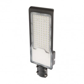 Светильник светодиодный консольный ДКУ 01-100-5000К-ШС IP65 черный REXANT