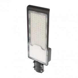 Светильник светодиодный консольный ДКУ 02-100-5000К-Ш асимметричный IP65 черный REXANT