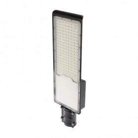 Светильник светодиодный консольный ДКУ 02-150-5000К-Ш асимметричный IP65 черный REXANT