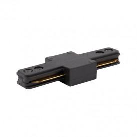 Коннектор для однофазного шинопровода I-образный REXANT черный