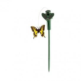 Отпугиватель птиц и других животных на солнечной панели REXANT бабочка