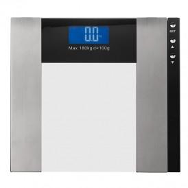 Весы напольные электронные до 180 кг с диагностикой, стекло SMART Life REXANT