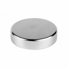 Неодимовый магнит диск 40х10мм сцепление 41 Кг Rexant