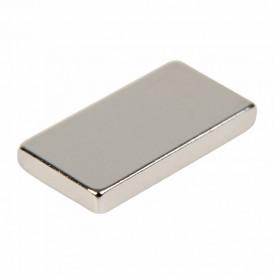 Неодимовый магнит прямоугольник 15х8х2мм сцепление 1, 1 кг (упаковка 8 шт) Rexant