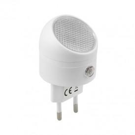 Светодиодный ночник мини 220 В с датчиком «день-ночь» Rexant
