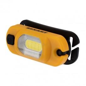 Налобный фонарь поворотный на шарнире 100%, 50%, красный свет, пульсирующий красный; встроенный аккумулятор, (USB кабель в комплекте)
